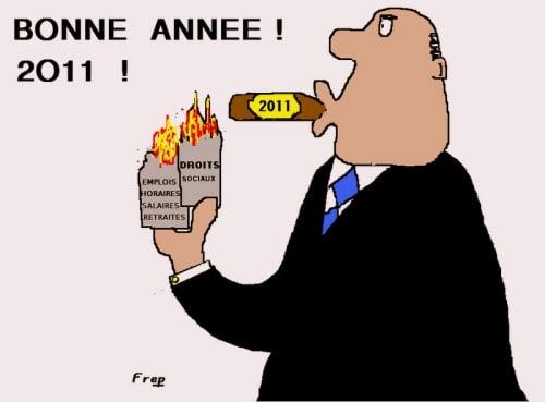 BONNE  ANNÉE  2011  !