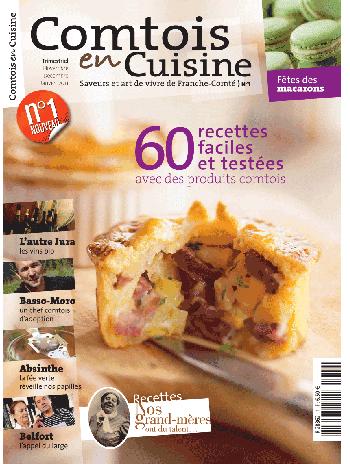 Comtois en cuisine (et terroirs franc-comtois)