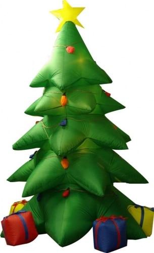 Un sapin de Noël tendance