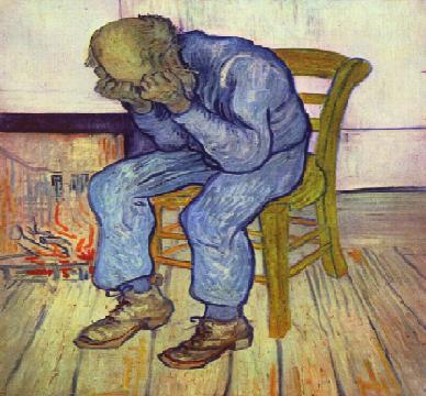 La mélancolie est une cause probable de la faiblesse de mémoire.