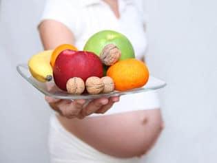 Quel menu de fête quand on est enceinte ?