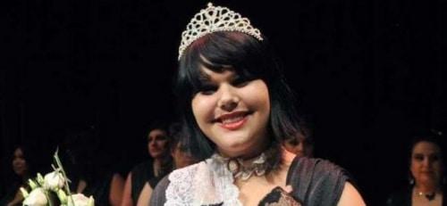 Miss ronde en France