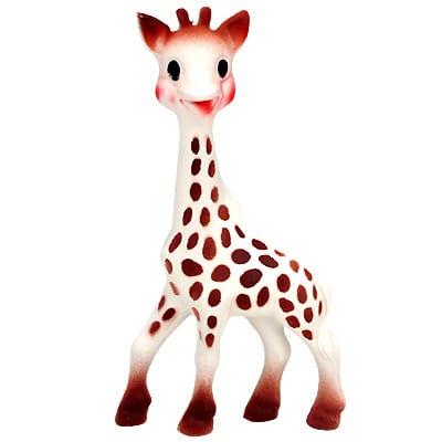 Sophie la girafe: 50 ans et pas une ride!