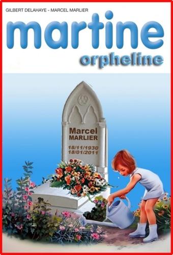 HOMMAGE à Marcel MARLIER, le papa de «MARTINE» …