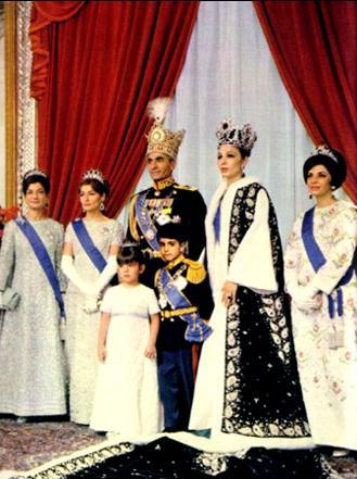 La malédiction de la famille du Shah d'Iran