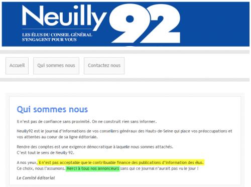 Jean Sarkozy au secours des HLM de… Nanterre !