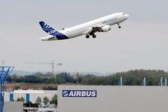 L'avionneur européen Airbus débute bien l'année !