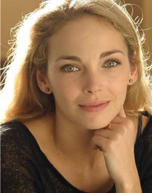 Claire Keim, une vraie chanteuse