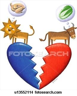 L'amour est dedans ou les coeurs de poulet
