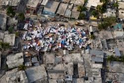 HAITI – Les travaux de reconstruction vont-ils  enfin commencer  ?