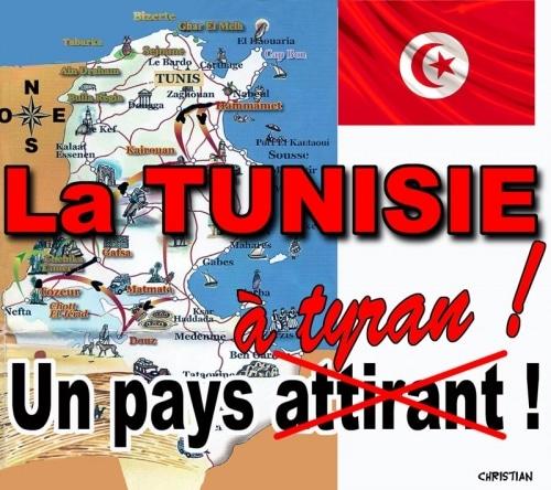 TUNISIE …