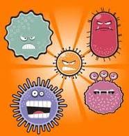 Ces microbes qui nous attaquent au quotidien.