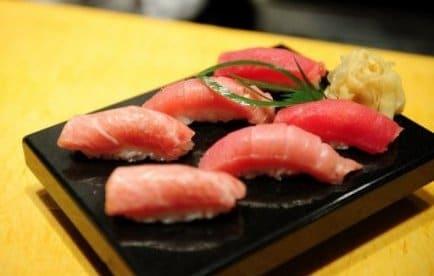 Les sushis séduisent les français.