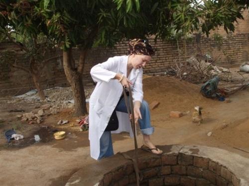 Un Tour au Tchad pour une maternité : N'Djaména