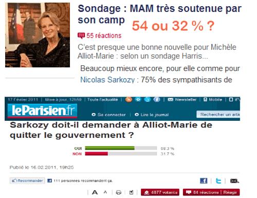 Médialogie « parisienne » : MAM et la France majoritaires à droite ?