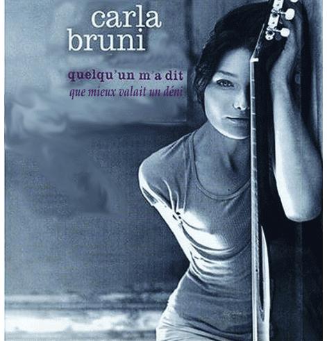 Carla Bruni à tribord toute !