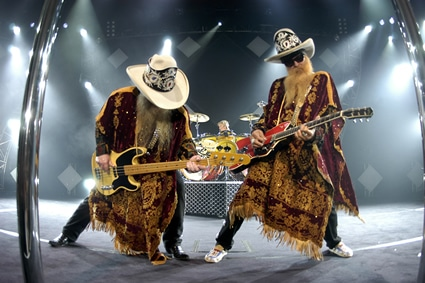 Grands groupes : ZZ TOP