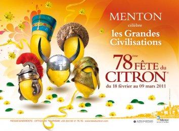 78e fête du citron