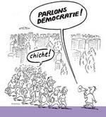Dictature ou Démocratie. L'heure de la question.