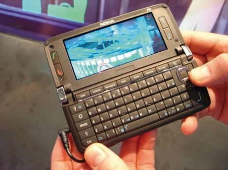 Course à l'innovation en téléphonie mobile.
