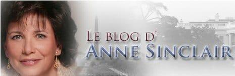 Anne Sinclair, le joker de DSK