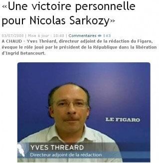 Le Figaro, Pravda à la Française ?