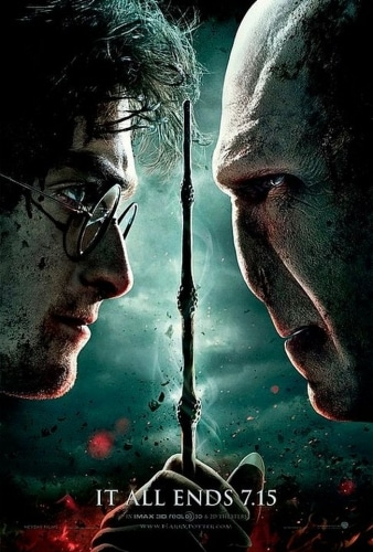 Harry Potter s'affiche enfin!
