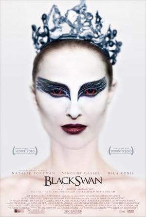 Black swan  ou l'envers du décor !