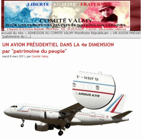 Sarkozy et Kadhafi : un secret de chefs d'escadrilles ?