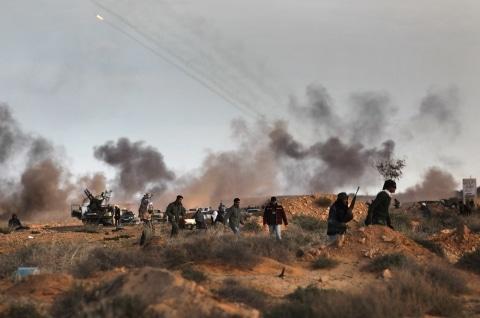 Faut-il intervenir en Libye ?