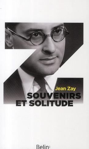 « Souvenirs et solitude », mémoires d'un prisonnier politique.