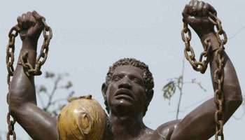 La traite négrière, quand l'exemple vient du Sénégal.