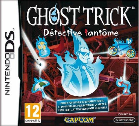 Ghost Trick : lorsque le fantôme mène l'enquête