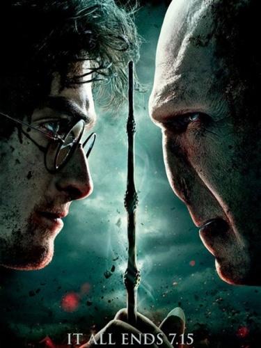La fin de la Saga Harry Potter bientôt sur vos écrans