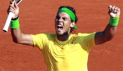 Tennis : Et de 7 pour Raphaël Nadal