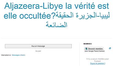 Libye : Al Jazeera sur la sellette