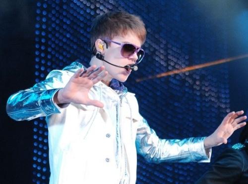 Justin Bieber en Israël