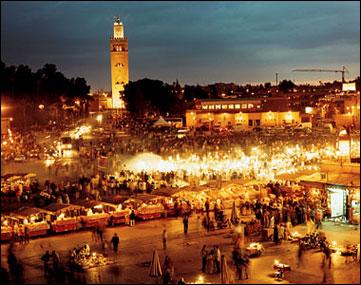 Marrakech : Ville de rêve !
