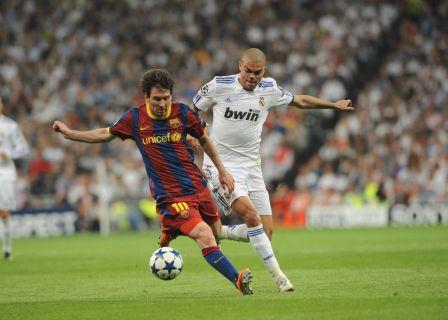 Messi écarte le Real