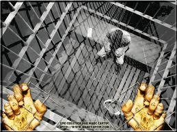 Les « Luxes » du Prisonnier, mythe ou réalité? Partie  2. Le «Cantinage».