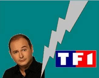 Cauet et TF1:le divorce…