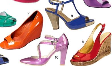 Explosion de ventes de chaussures par internet