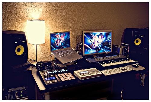 Comment enregistrer vos œuvres musicales à la maison?