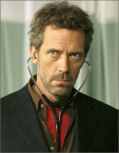 Hugh Laurie: Le docteur chanteur