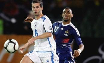 La Bosnie suspendue par la FIFA : les bleus en danger?