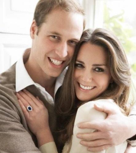 KATE ET WILLIAM : MARIAGE PRINCIER LE 29 AVRIL