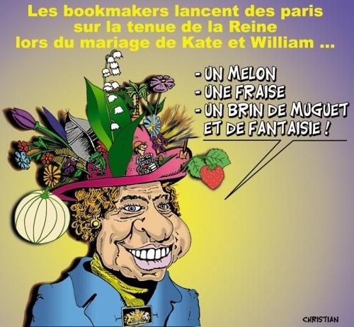 PARIS SUR LA TENUE ROYALE …