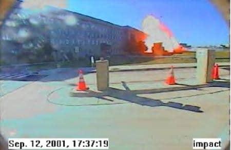 11 septembre:les données de vol ne sont pas compatibles avec un impact contre le Pentagone.