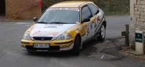 Rallye : Le Challenge de classe N2 reconduit en 2011 !