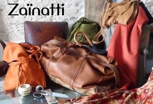 Artisanat local :Le sac de berger corse revisité!
